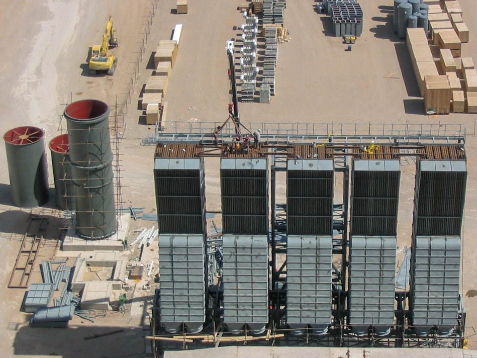 Air to Air Cooler of Naein Cement-10