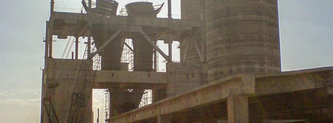 Preheater of Naein Cement-12
