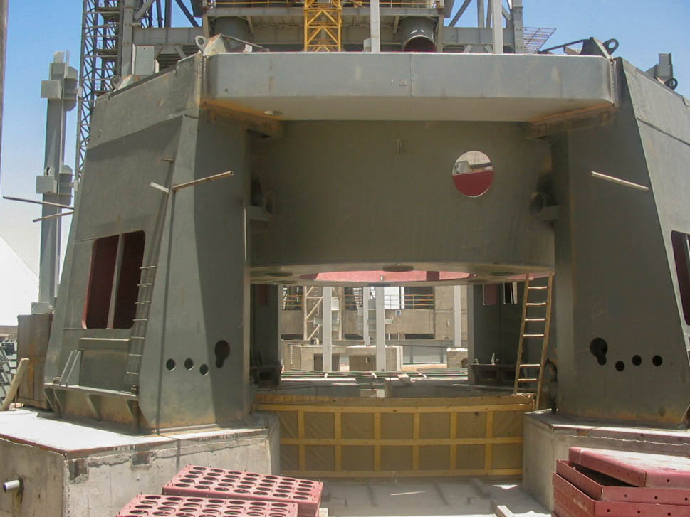 Vertical Mill of Naein Cement-12
