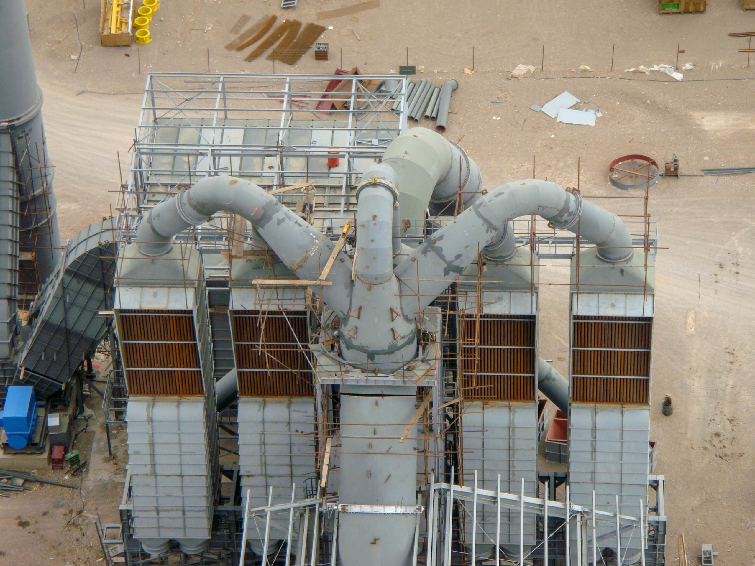 Air to Air Cooler of Naein Cement-13