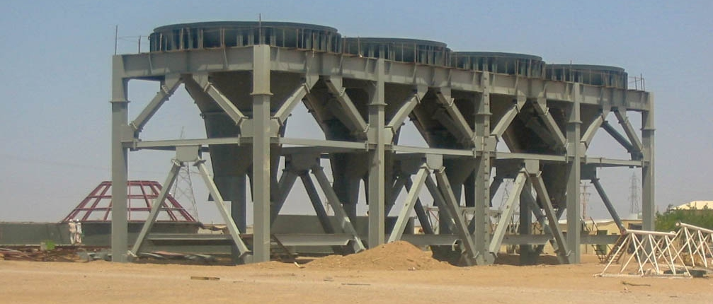 Bunkers of Naein Cement-13