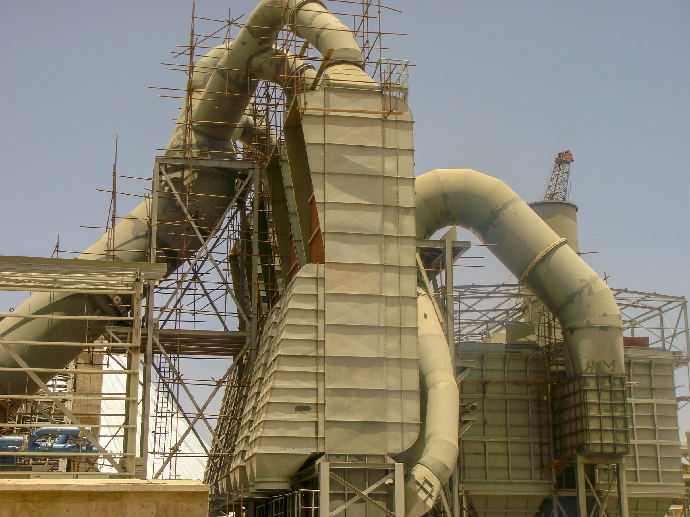 Air to Air Cooler of Naein Cement-14