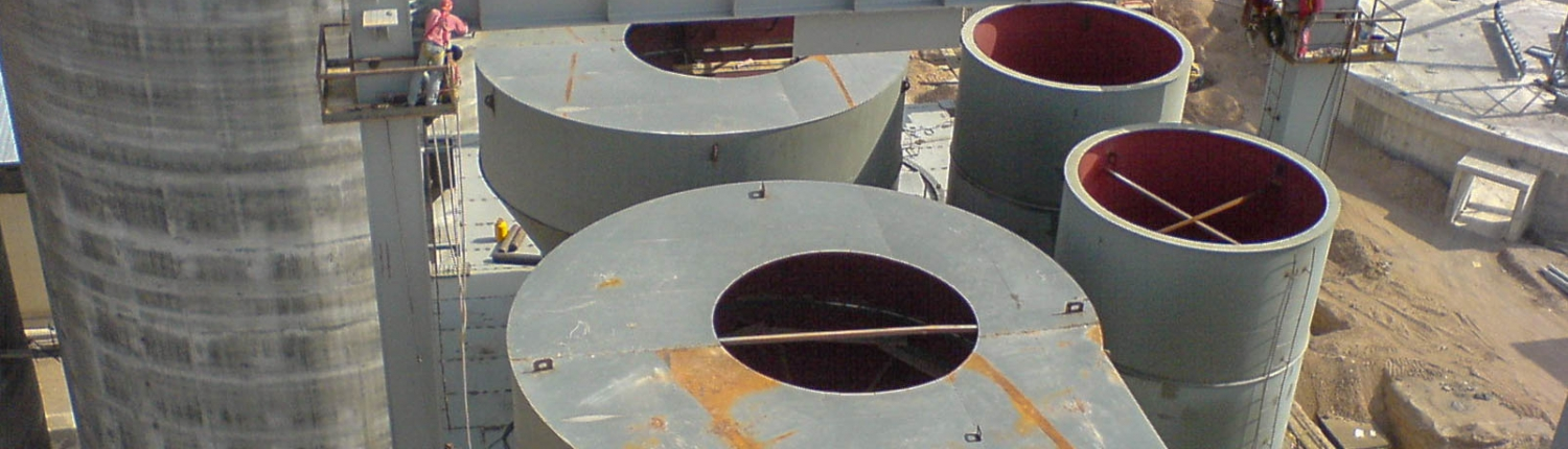 Preheater of Naein Cement-14