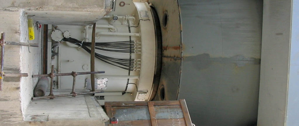 Vertical Mill of Naein Cement-14