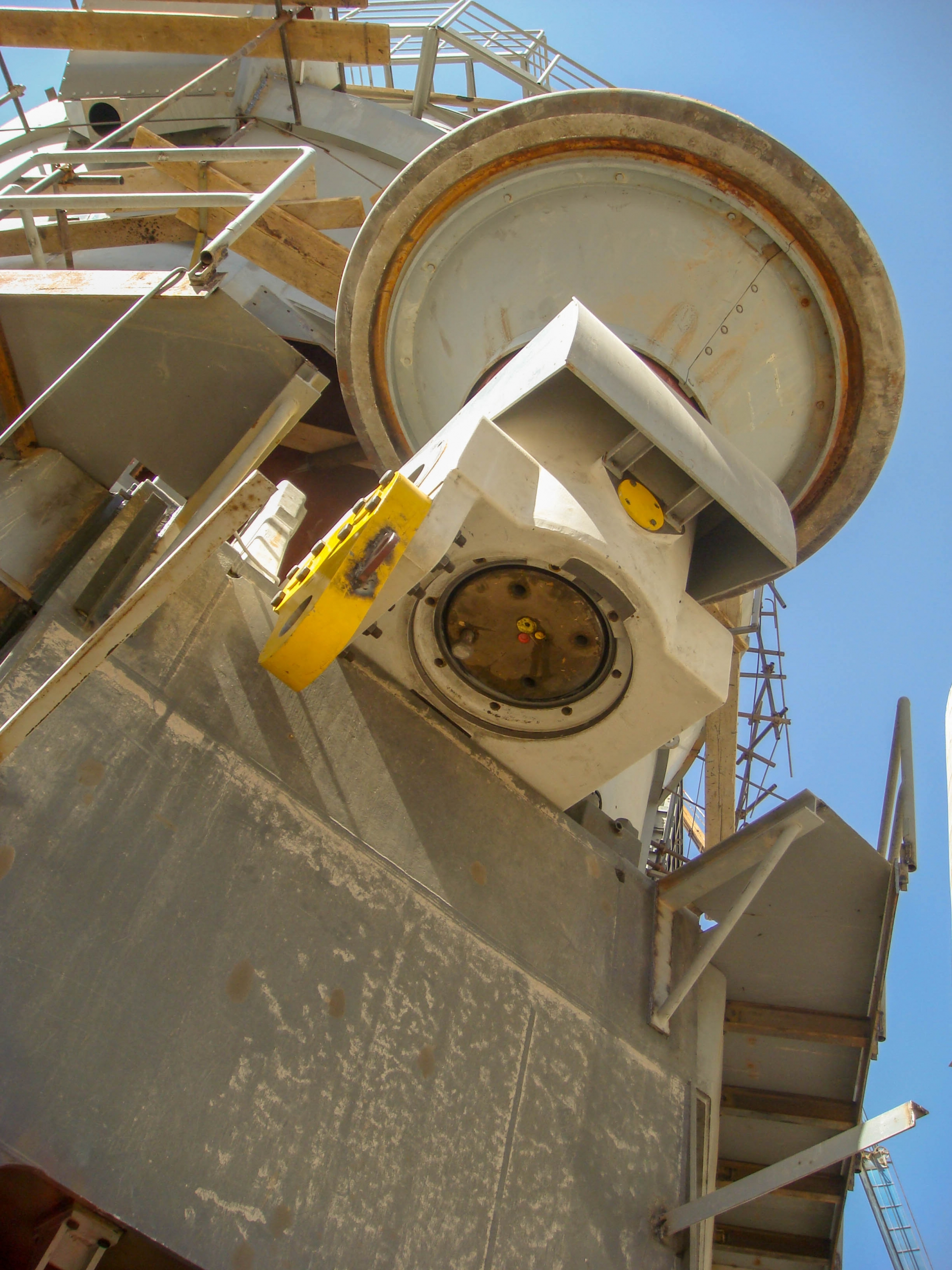 Vertical Mill of Naein Cement-18