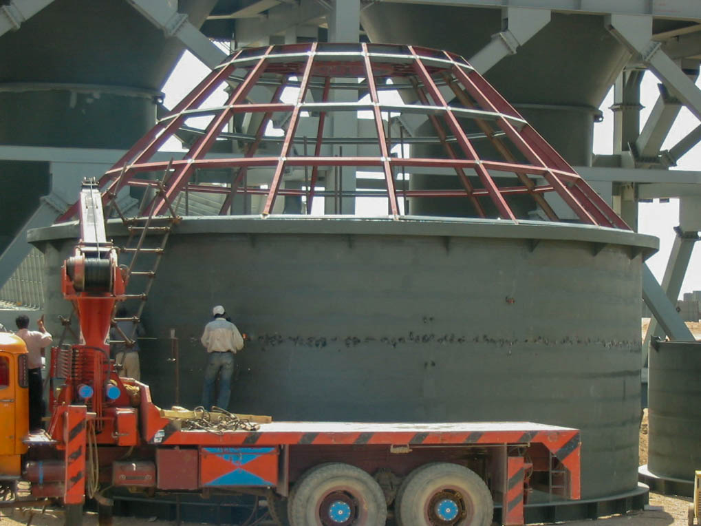 Bunkers of Naein Cement-20