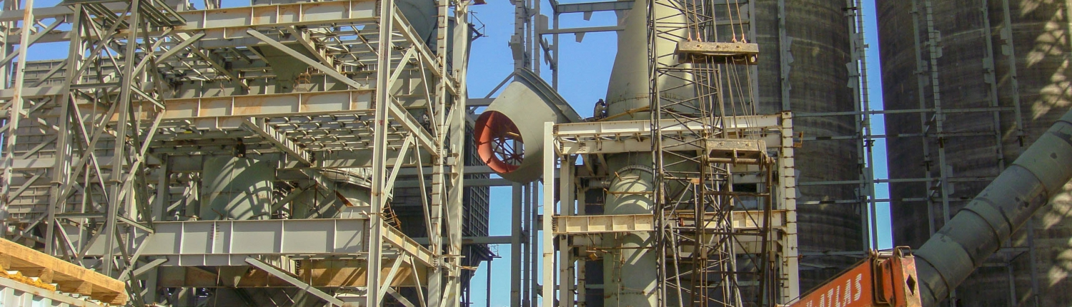 Vertical Mill of Naein Cement-25
