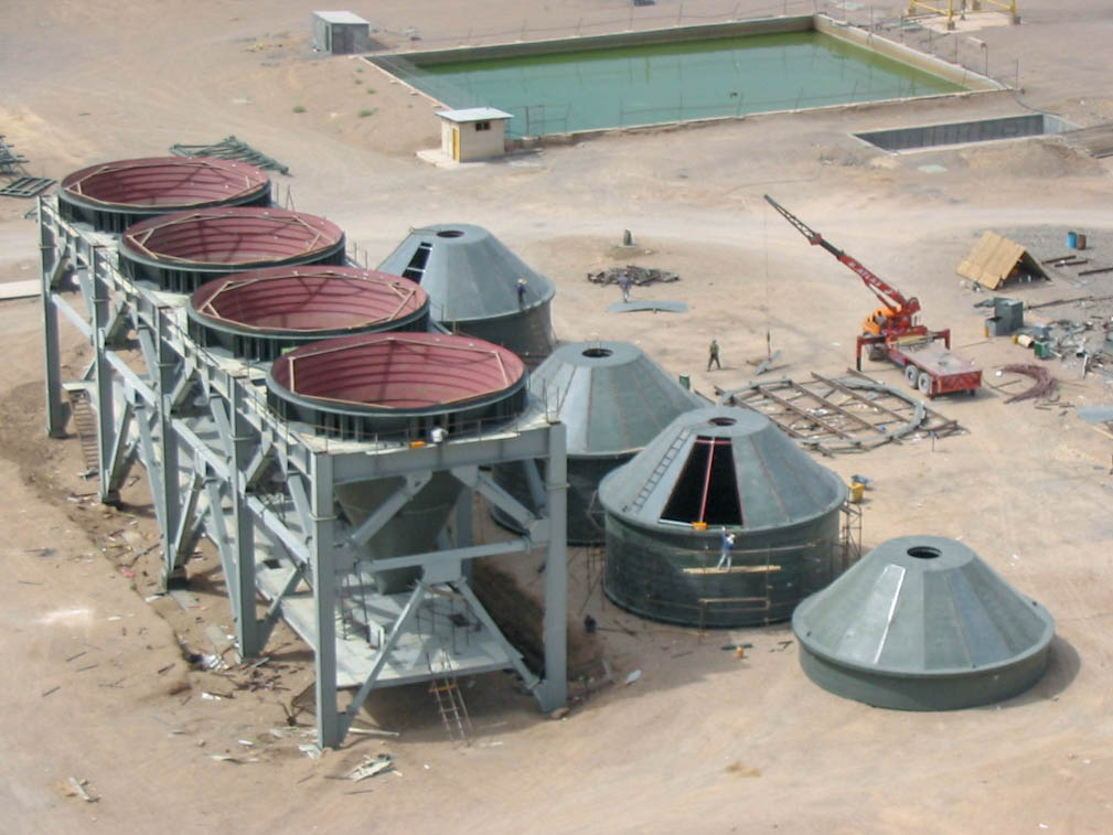 Bunkers of Naein Cement-25