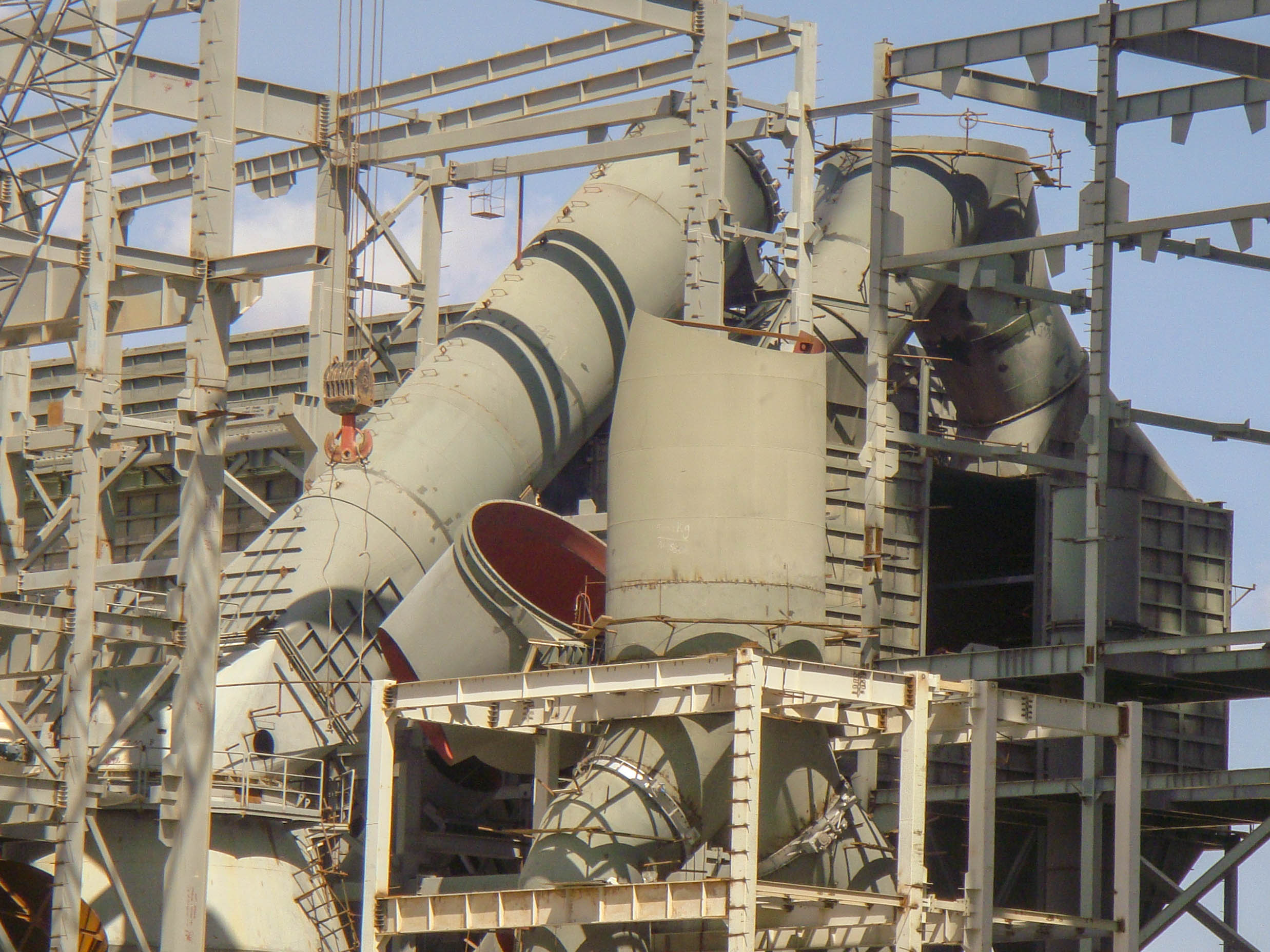 Vertical Mill of Naein Cement-26