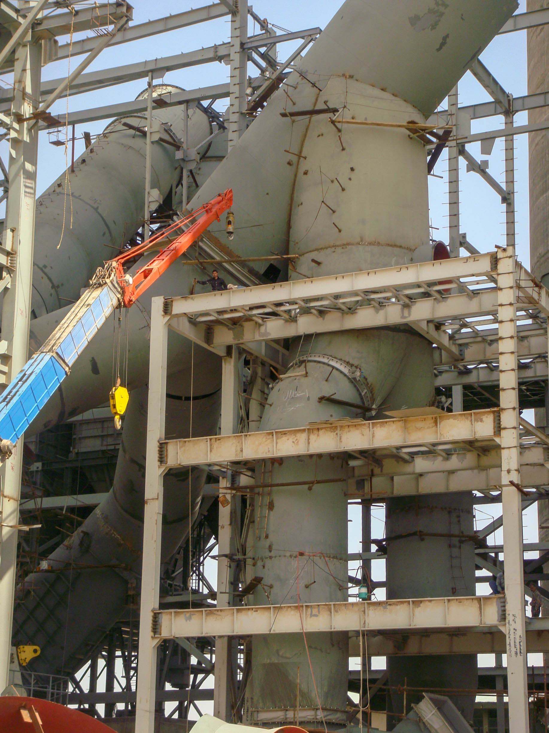 Vertical Mill of Naein Cement-29