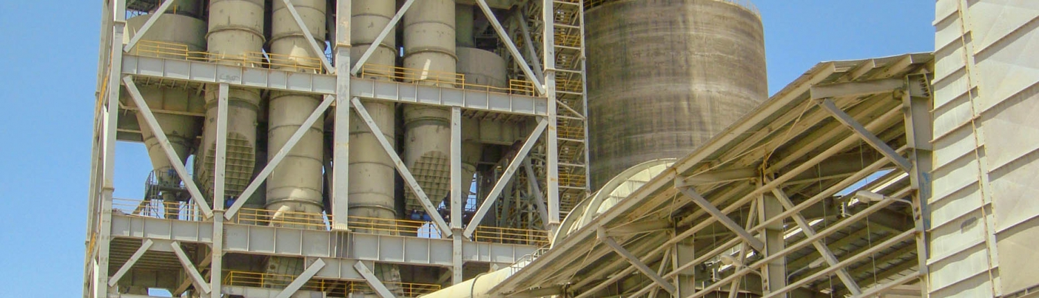 Preheater of Naein Cement-38