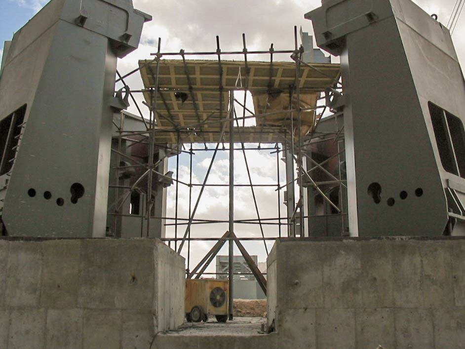 Vertical Mill of Naein Cement-4