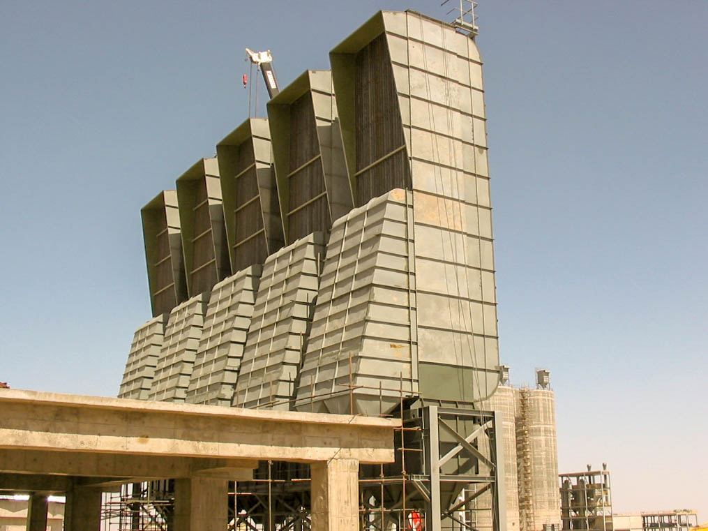 Air to Air Cooler of Naein Cement-6