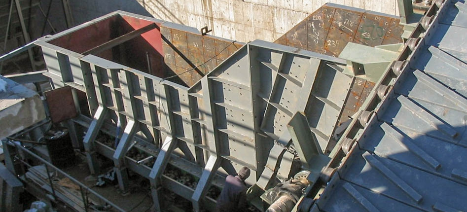 Crusher of Naein Cement-6