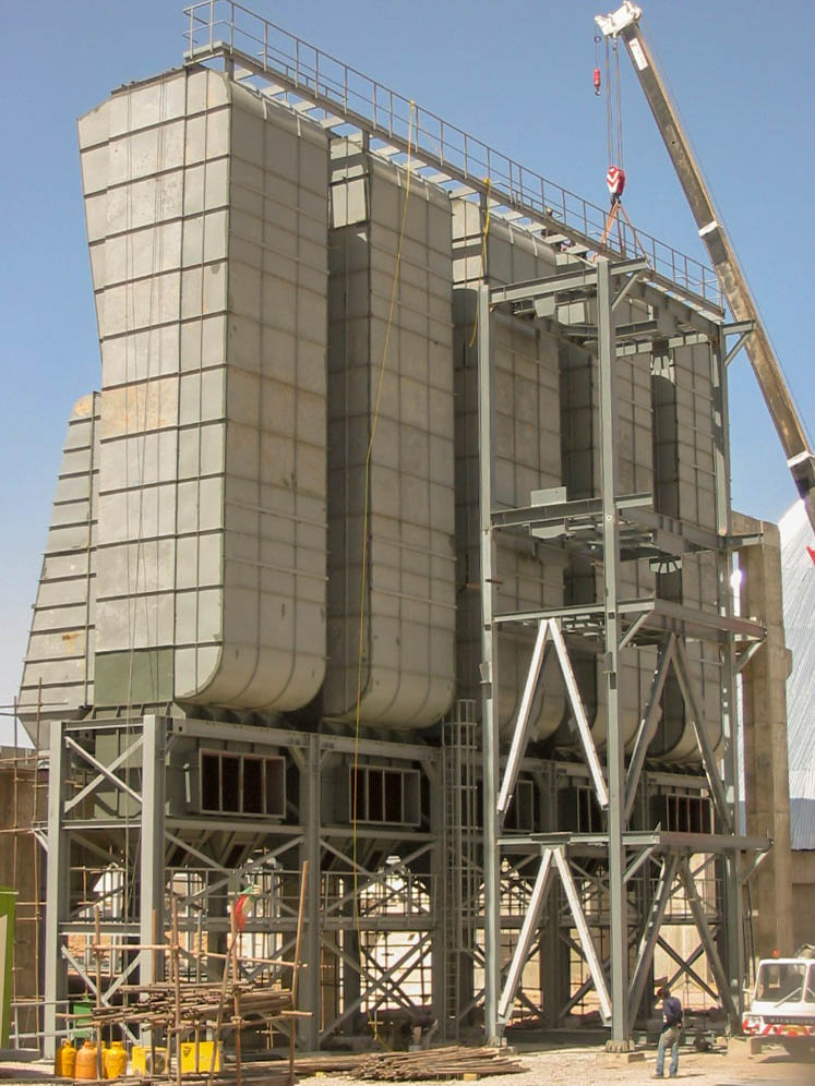 Air to Air Cooler of Naein Cement-7
