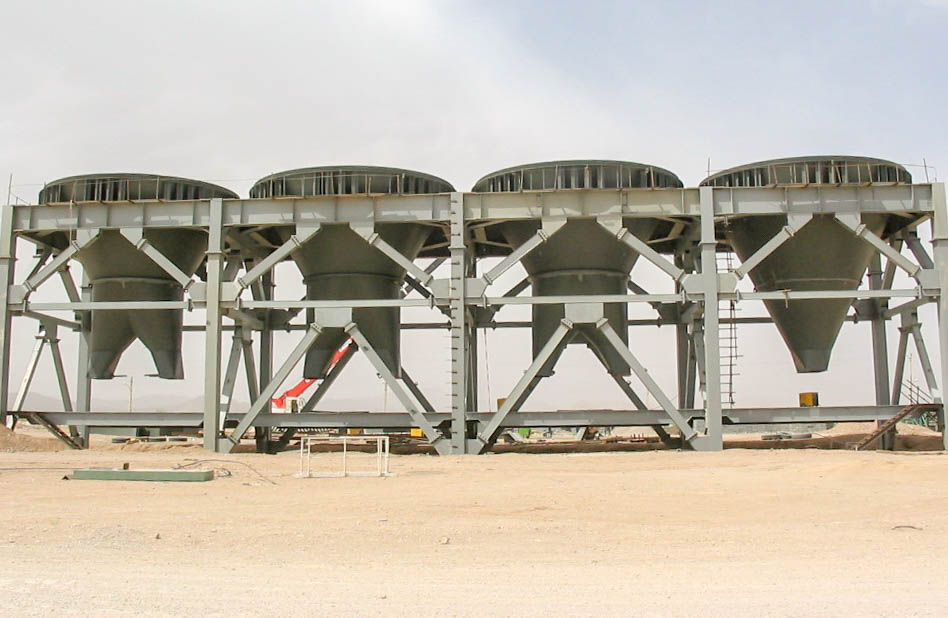Bunkers of Naein Cement-8