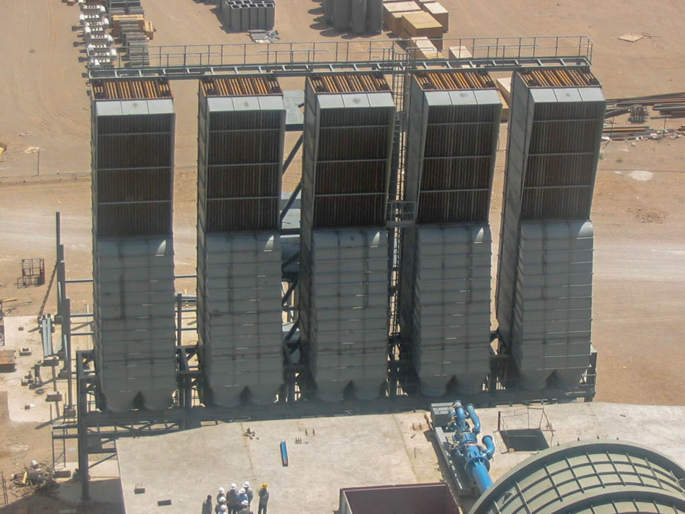 Air to Air Cooler of Naein Cement-9