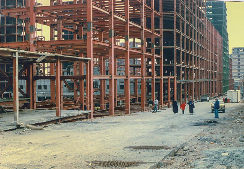 Navvab Steel Structure