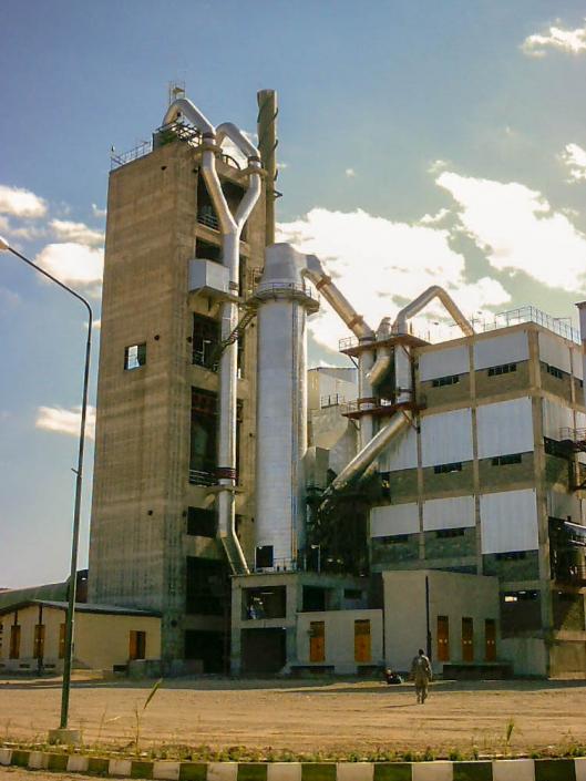 Benvid White Cement Factory