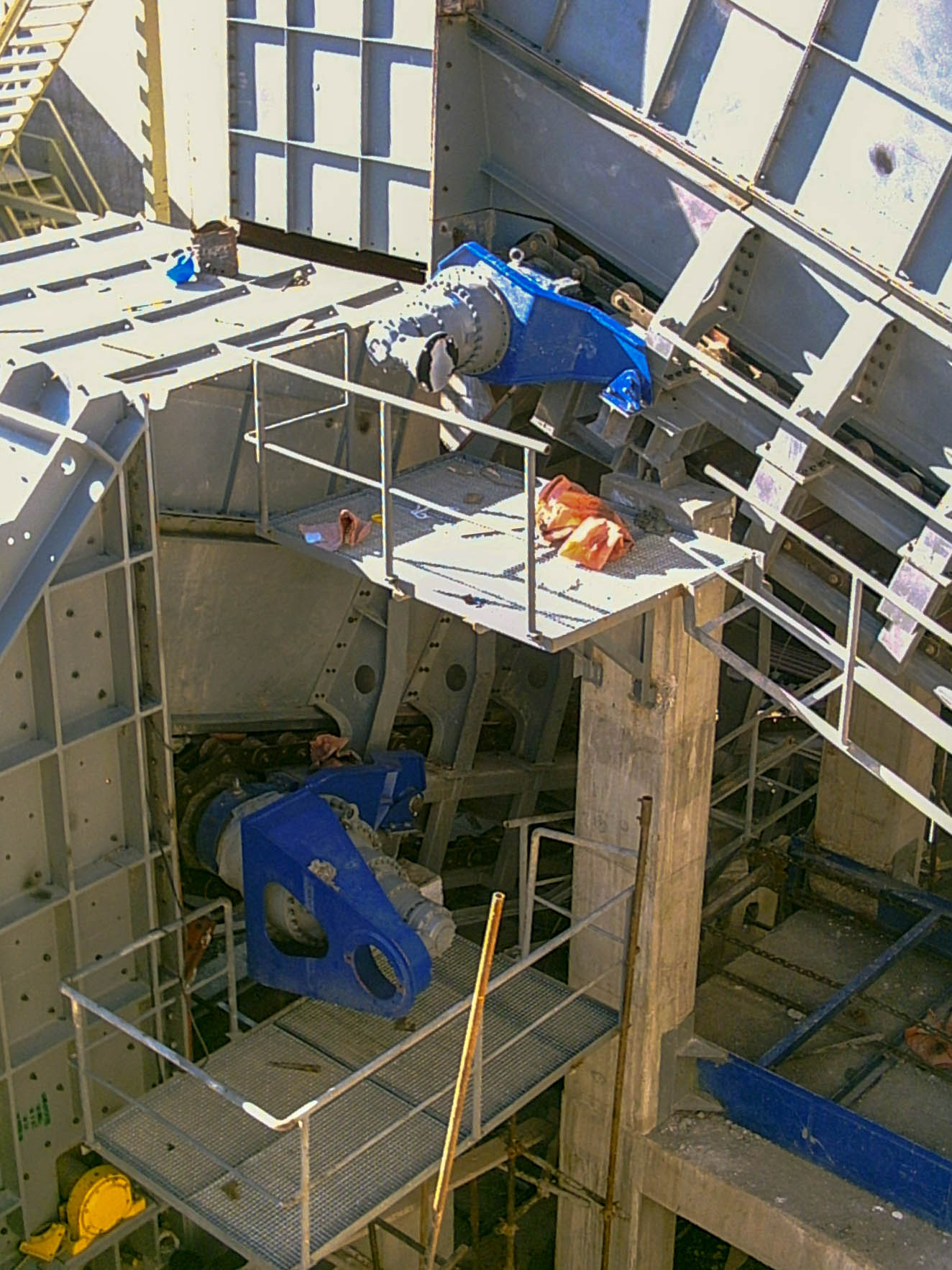 Firouzkouh cement project