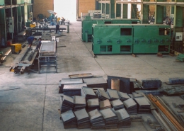 Lia fiber glass production