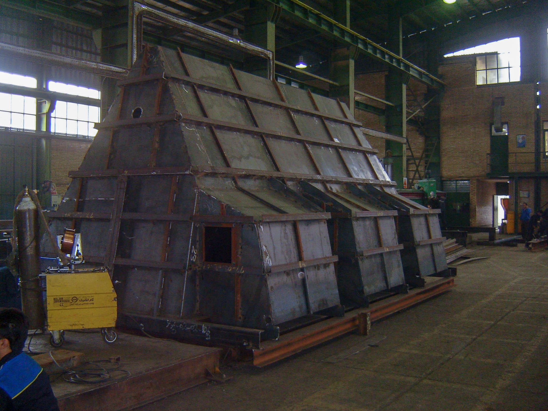 Mobarakeh steel complex