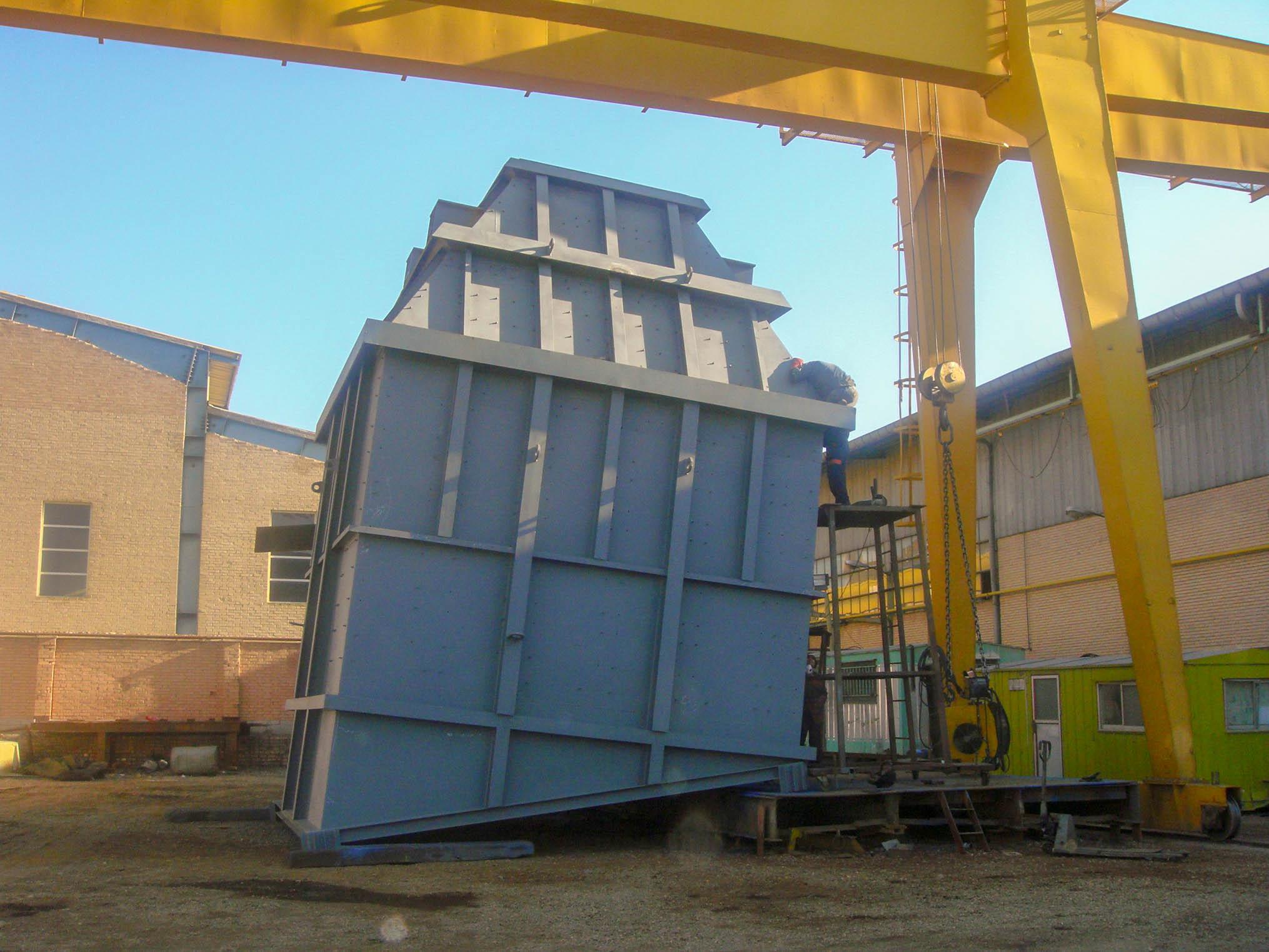 Alborz coal washing project