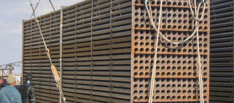 Air to Air Cooler of Naein Cement-1