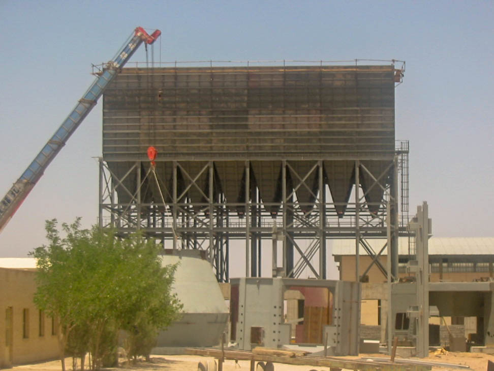Bag House of Naein Cement-15
