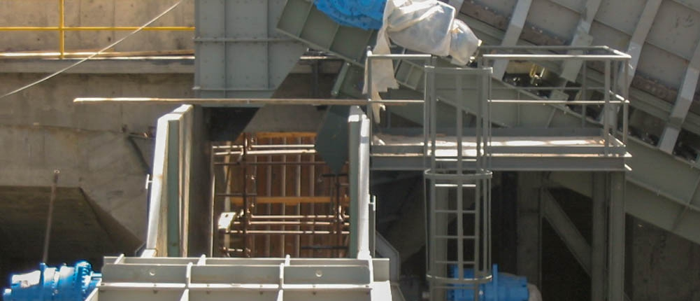 Crusher of Naein Cement-18