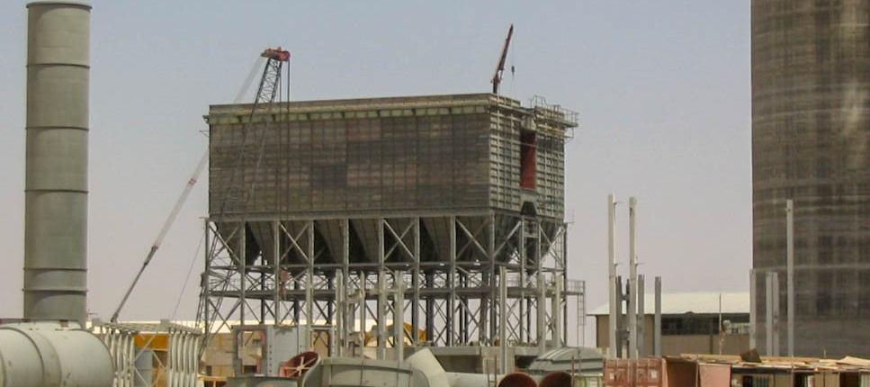Bag House of Naein Cement-18