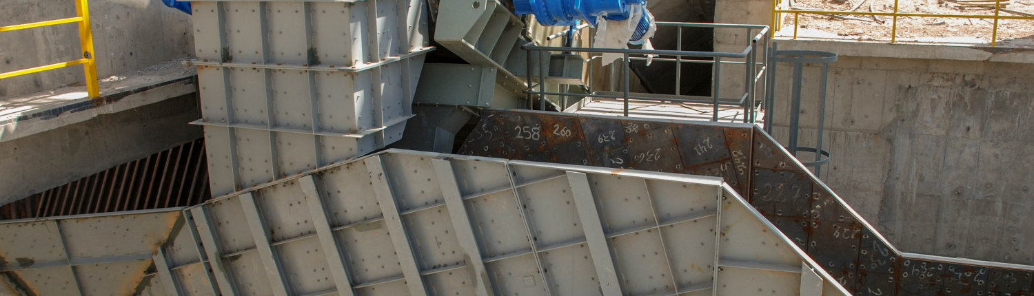 Crusher of Naein Cement-24
