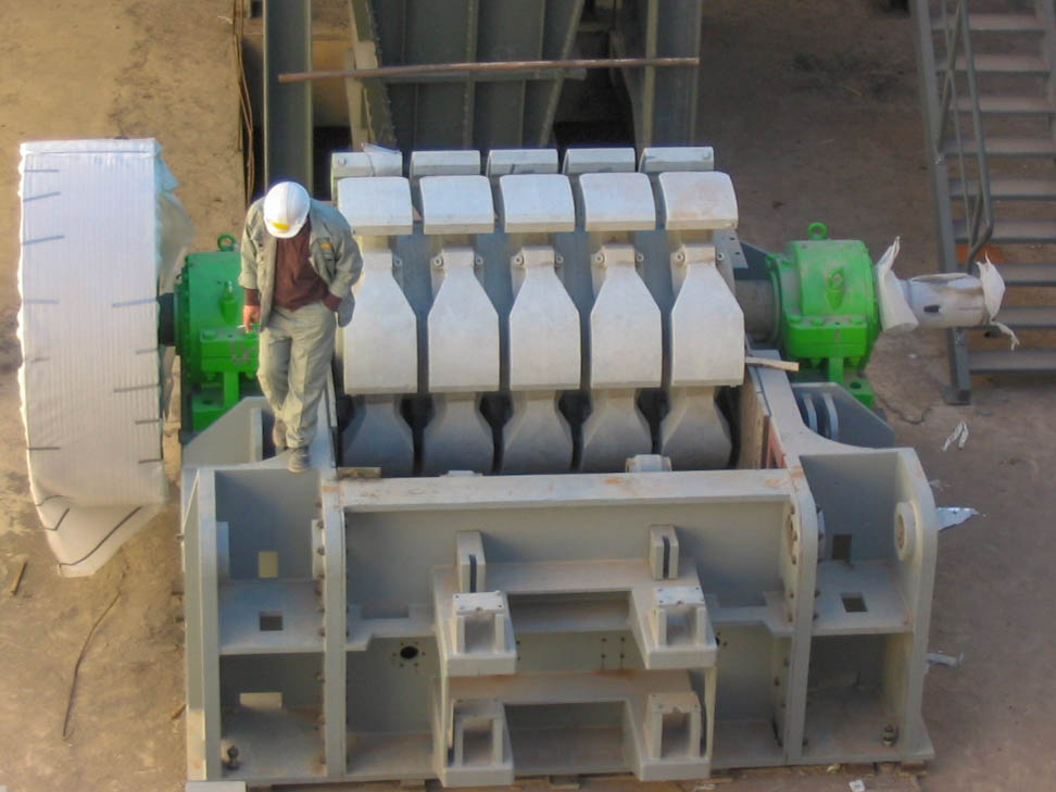 Crusher of Naein Cement-3