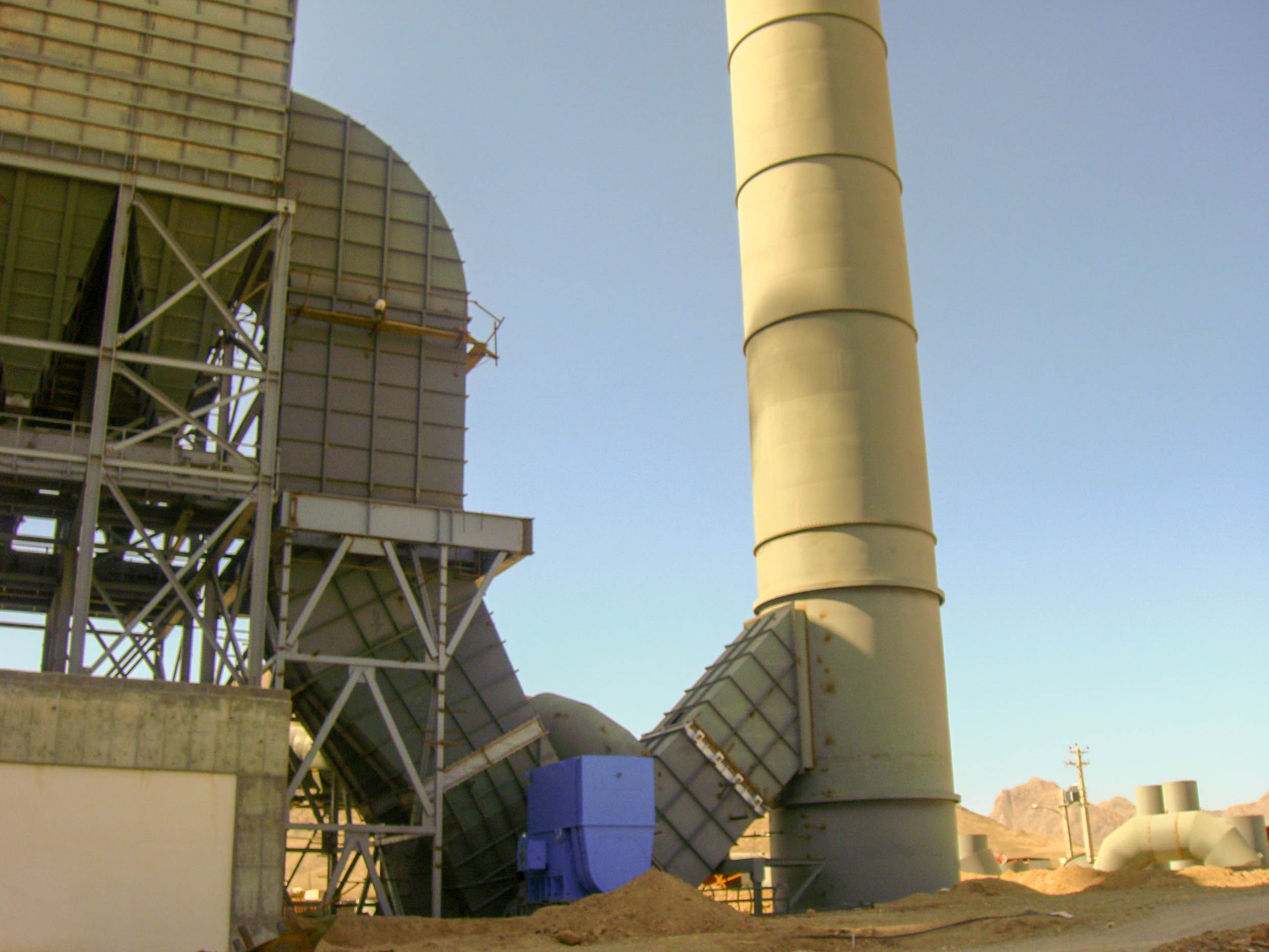 Bag House of Naein Cement-29