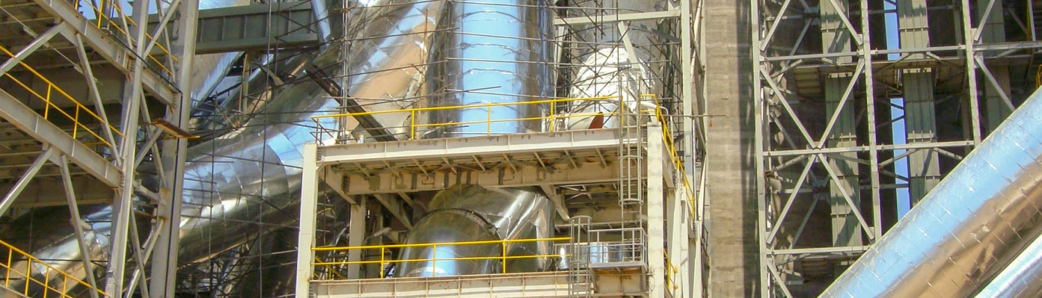 Vertical Mill of Naein Cement-37