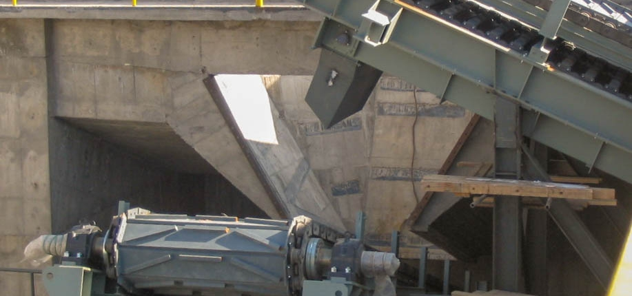 Crusher of Naein Cement-4