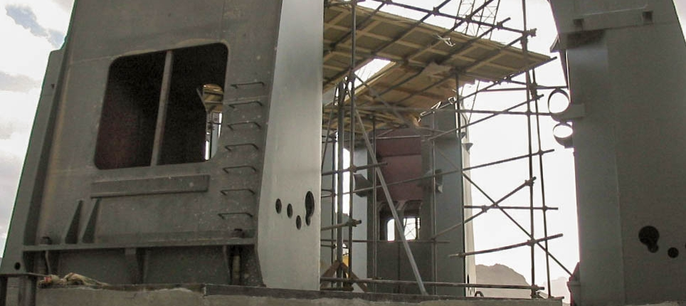 Vertical Mill of Naein Cement-5