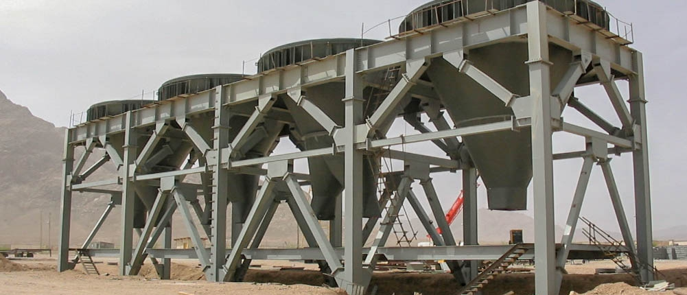 Bunkers of Naein Cement-7