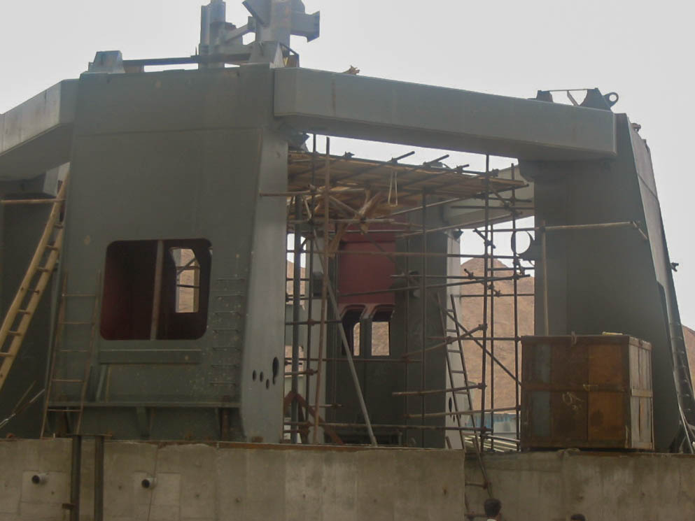 Vertical Mill of Naein Cement-7