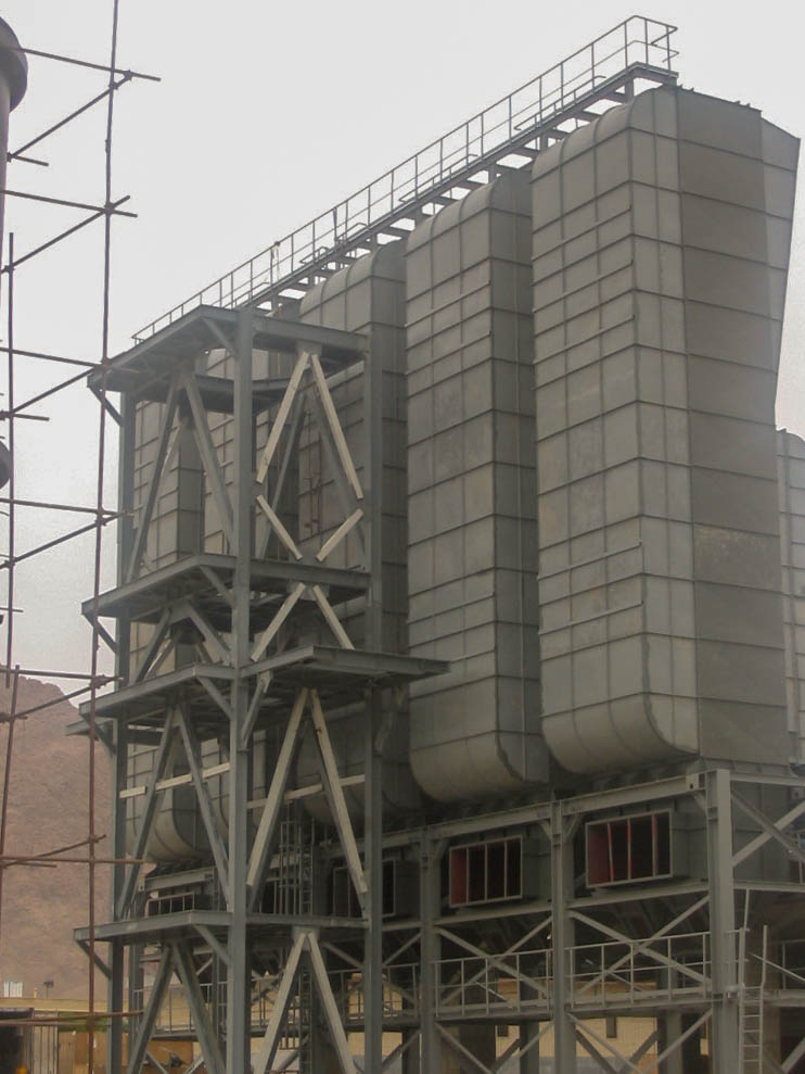 Air to Air Cooler of Naein Cement-8