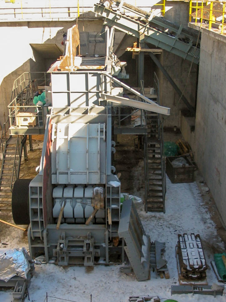 Crusher of Naein Cement-9